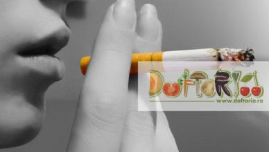 tabagismul fumatul doftoria.ro