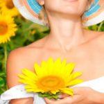 Uleiul de floarea soarelui: 7 avantaje pentru piele