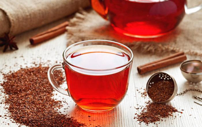 Ceai Rooibos doftoria