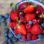 Dieta cu fructe de pădure