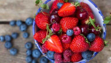 Dieta cu fructe de pădure doftoria