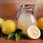 Suc de lămâie pentru pietre la rinichi