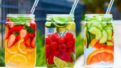 apa cu vitamine doftoria