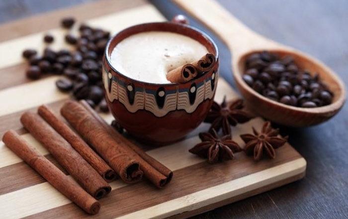 cafea cu scorțișoară doftoria