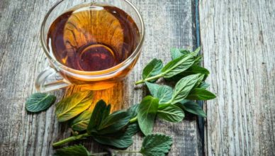 ceai de mentă doftoria