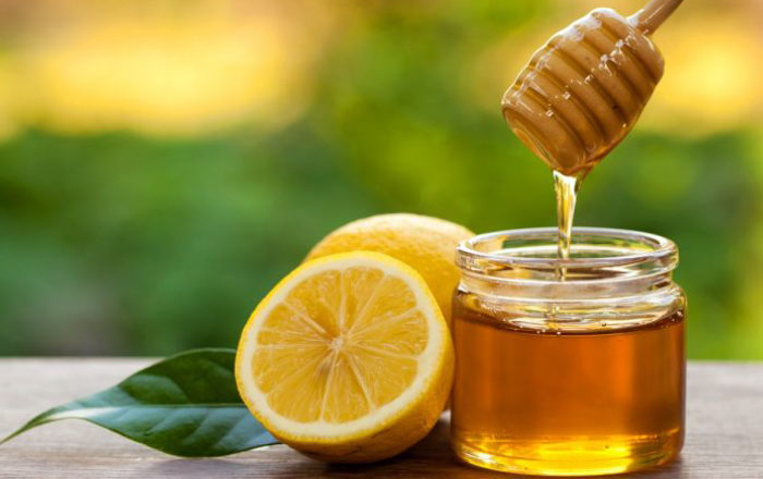 miere cu lămâie doftoria