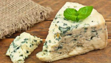 brânza albastră