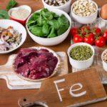 9 remedii naturale pentru a combate un deficit de fier