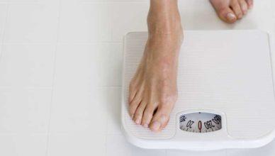 greutatea corpului