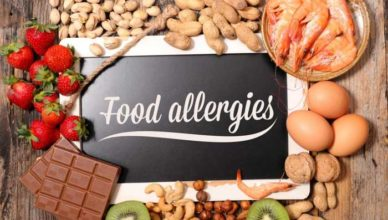 Anafilaxia alergii alimentare