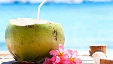 Apa de nucă de cocos