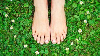 obiceiuri care îți pot afecta picioarele