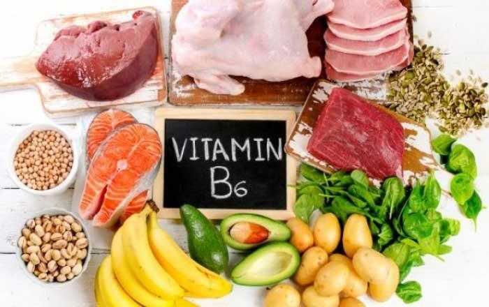 Deficit de vitamina B6