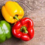Ardei gras: beneficii și proprietăți