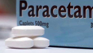intoxicaţia cu paracetamol