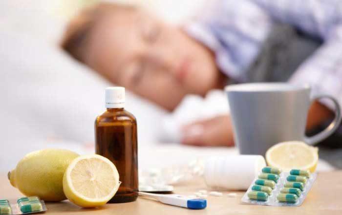 răceli sau gripe