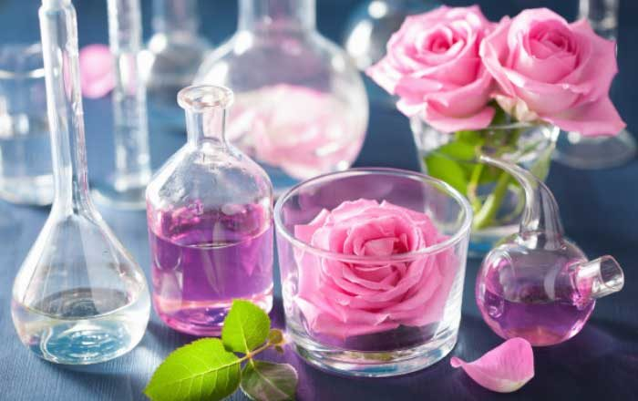 Ulei esențial de trandafir