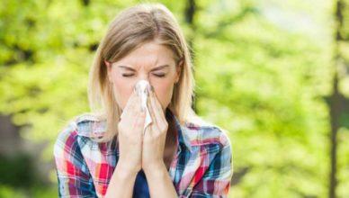 rinita alergica tratament naturist