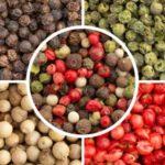 Piperul: contraindicaţii, tipuri de piper şi beneficii asupra sănătăţii noastre
