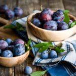Pruna: vitamine şi calorii (beneficii, utilizări)