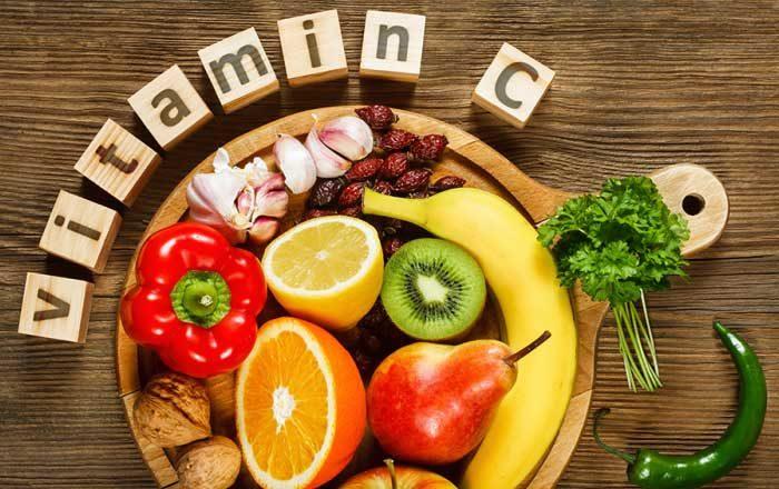 Exces de vitamina C