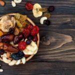 Fructe uscate: beneficii şi calorii
