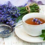 Ceai de lavandă: beneficii şi contraindicaţii