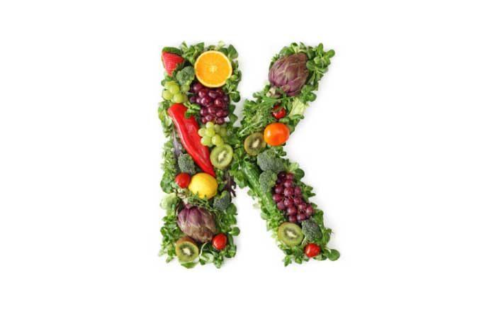 alimente bogate în vitamina K