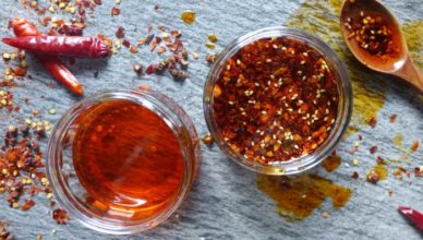 ceai din semințe de ardei iute