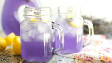 Limonada cu lavandă