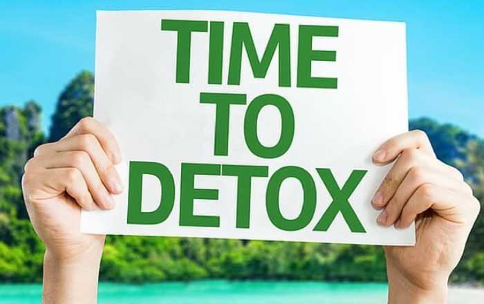 Curăţă corpul de toxine