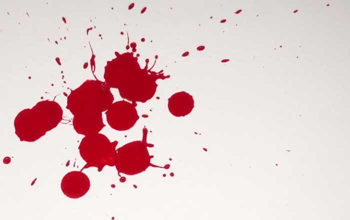 tuse cu sânge