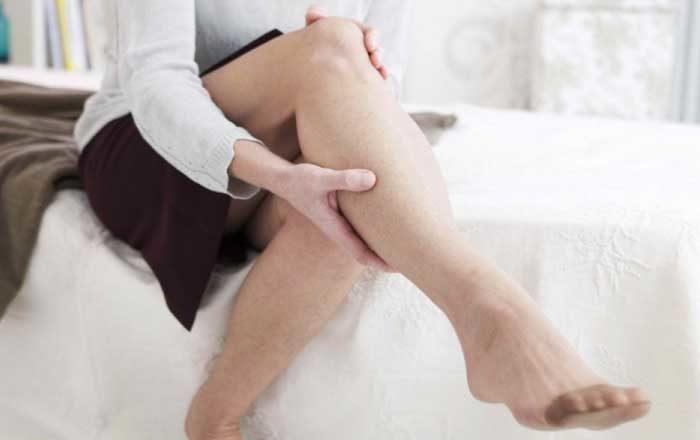 crampele musculare
