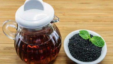 ceai de negrilică