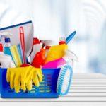 Dermatita alergică la produsele de curățenie