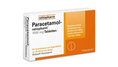 alerta la paracetamol