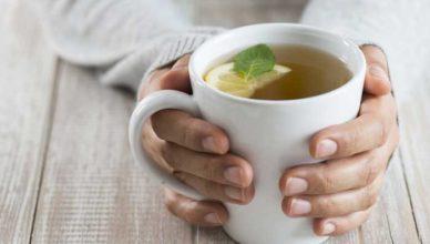 Ceaiuri recomandate pentru nas înfundat