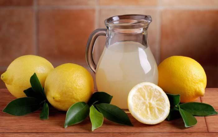 Suc de lămâie pietre la rinichi doftoria