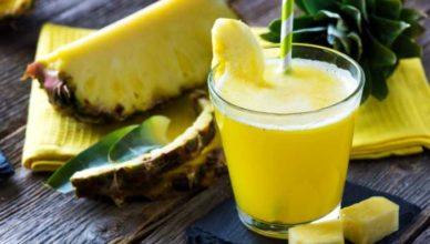 suc de ananas