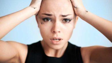 Boli de piele cauzate de stres