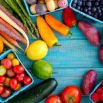 Legume și fructe: sănătate în culori