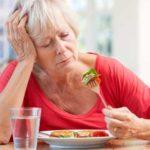 Apetit redus: lipsa poftei de mâncare