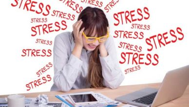 stresul stres simptome