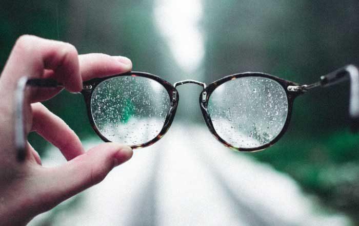 Cum te lupți că ai o vedere slabă