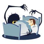 Coşmar: cauze și tratamente naturiste