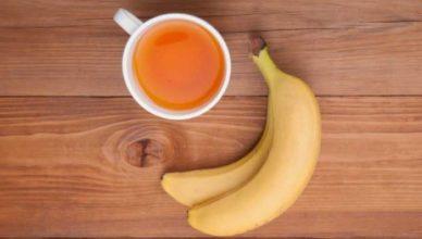 ceai de banane