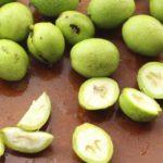 Tratamente naturiste cu coajă de nucă verde