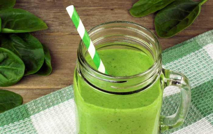 smoothie spanac beneficii