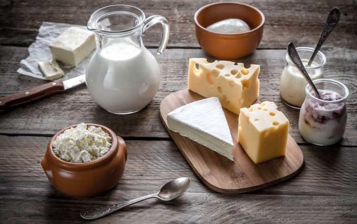 Remedii naturale pentru intoleranţa la lactoză