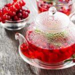 Ceaiul de Merişoare ameliorează tusea, răgușeala şi guturaiul